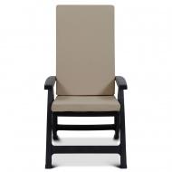Poduszka Montreal na krzesło ogrodowe : Kolor - S-21