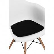 Poduszka na krzesło Arm Chair czarna