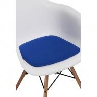 Poduszka na krzesło Arm Chair niebieska