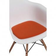 Poduszka na krzesło Arm Chair pomarańcz