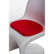 Poduszka na krzesło Balance czerwona