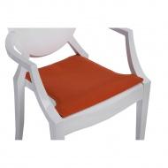 Poduszka na krzesło Royal pomarańczowa
