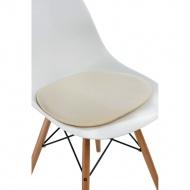 Poduszka na krzesło Side Chair ecru