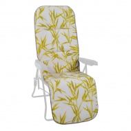 Poduszka na leżak ogrodowy SPARTA NEW : Kolor - 585