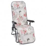 Poduszka na leżak ogrodowy SPARTA NEW : Kolor - 640-02