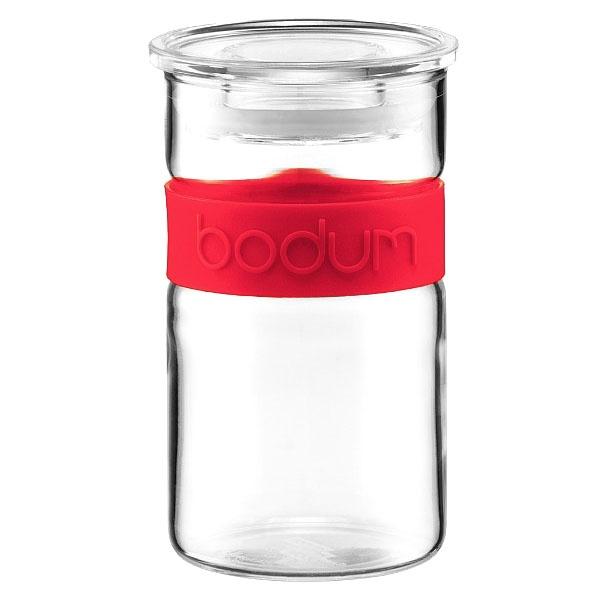 Pojemnik kuchenny 0,25 l Bodum Presso czerwony BD-11128-294