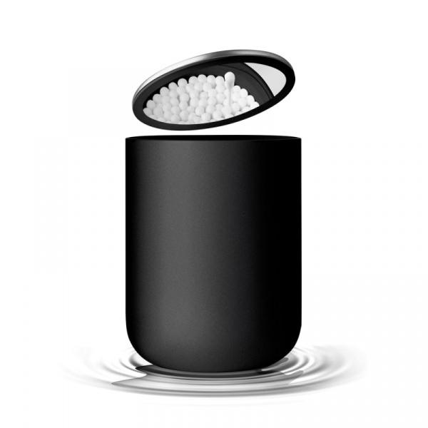 Pojemnik łazienkowy Menu Norm Bath czarny 7700529