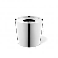 Pojemnik łazienkowy na chusteczki 15cm Zack Lyos srebrny