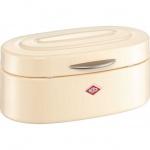 Pojemnik na chleb beżowy 22,5cm Mini Elly Wesco