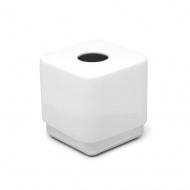 Pojemnik na chusteczki 14,1x14,1cm Umbra Junip biały