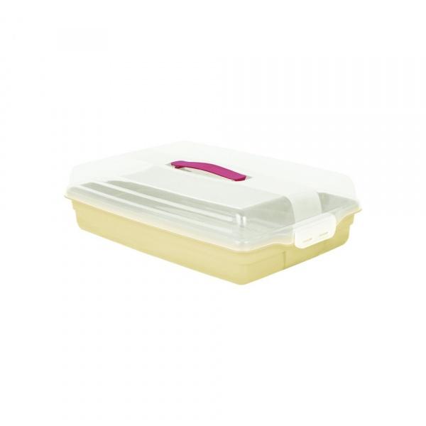 Pojemnik na ciasto Curver kremowy CUR-172571