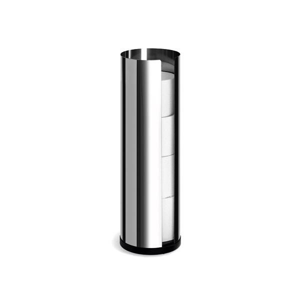 Pojemnik na cztery rolki papieru toaletowego Blomus Nexio 66658