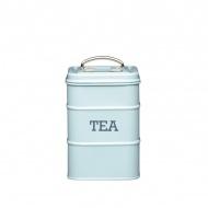 Pojemnik na herbatę Kitchen Craft Living Nostalgia miętowy