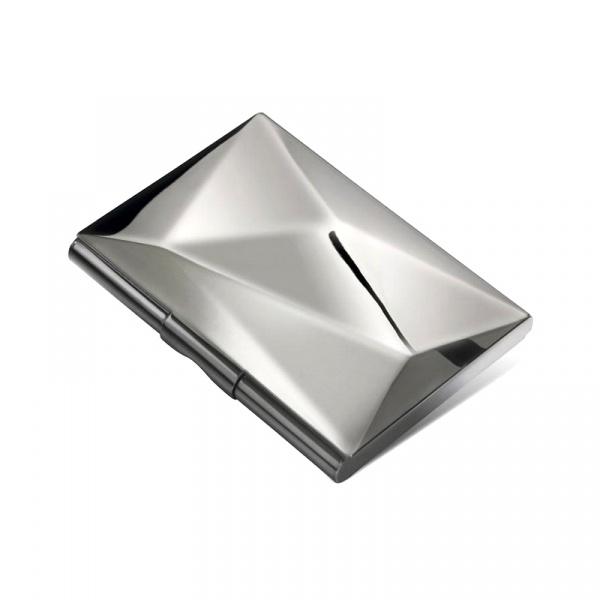 Pojemnik na karty PO: Diamond szary P804