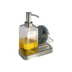 Pojemnik na mydła i gąbkę InterDesign Forma 2