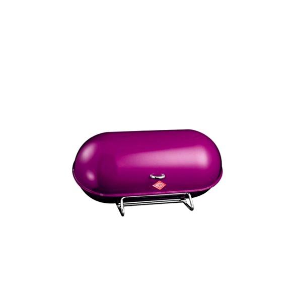 Pojemnik na pieczywo Breadboy Wesco fioletowy W-222201-36