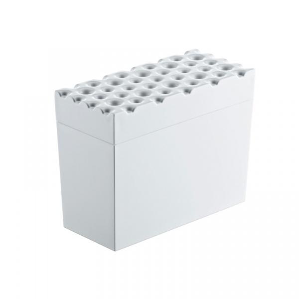 Pojemnik na pieczywo chrupkie Koziol BRoD biały KZ-3042525
