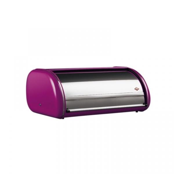 Pojemnik na pieczywo Wesco fioletowy W-205604-36