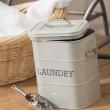 Pojemnik na proszek do prania Kitchen Craft Living Nostalgia miętowy LNLAUNDRYBLU