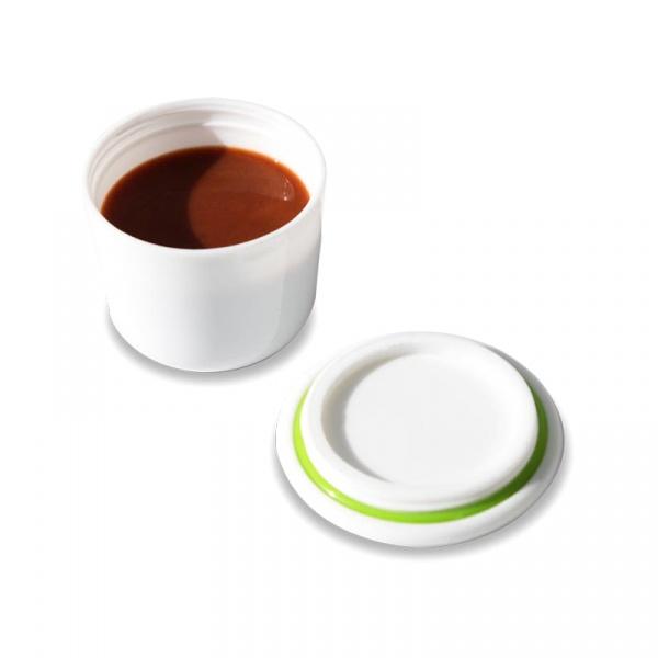 Pojemnik na sos 55 ml Black+Blum biały BAP-SP001