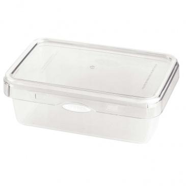 Pojemnik na żywność800ml Foodie Push Push biały 26537