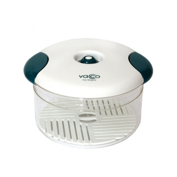 Pojemnik próżniowy okrągły VaCco ABS 1600 ml