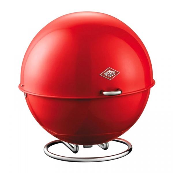 Pojemnik Wesco SuperBall czerwony W-223101-02