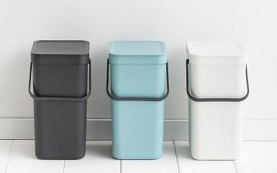 Pojemniki do segregacji śmieci - TOP3