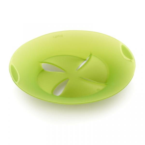 Pokrywka 22 cm Non-Spill Lekue zielona  1270320V09U002