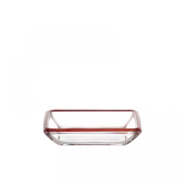 Półmisek 20 cm Leonardo Corner czerwony 045433