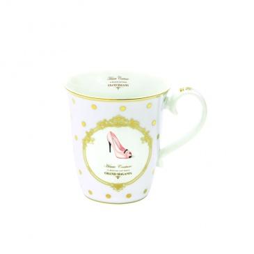 Porcelanowy kubek Nuova R2S Elegance