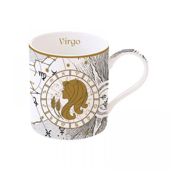 Porcelanowy kubek Panna 350ml Nuova R2S Zodiac 282 ZOVI