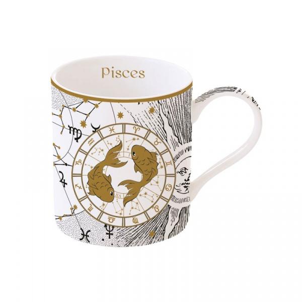 Porcelanowy kubek Ryby 350ml Nuova R2S Zodiac 282 ZOPI