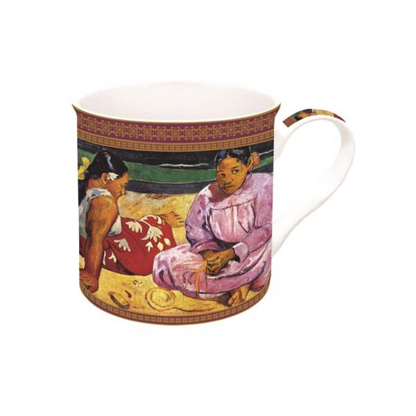 Porcelanowy kubek w opakowaniu 300ml Nuova R2S Art Masterpiece Hawaje 170 GAU1