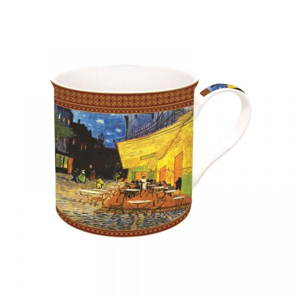 Porcelanowy kubek w opakowaniu 300ml Nuova R2S Art Masterpiece kawiarnia 170 VAN2