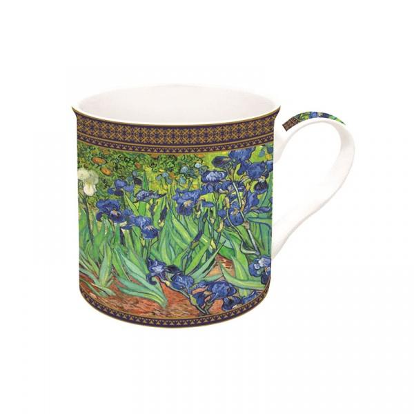 Porcelanowy kubek w opakowaniu 300ml Nuova R2S Art Masterpiece kwiaty 170 VAN3