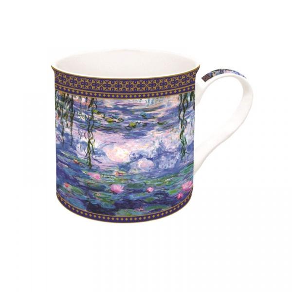 Porcelanowy kubek w opakowaniu 300ml Nuova R2S Art Masterpiece staw 170 MON3