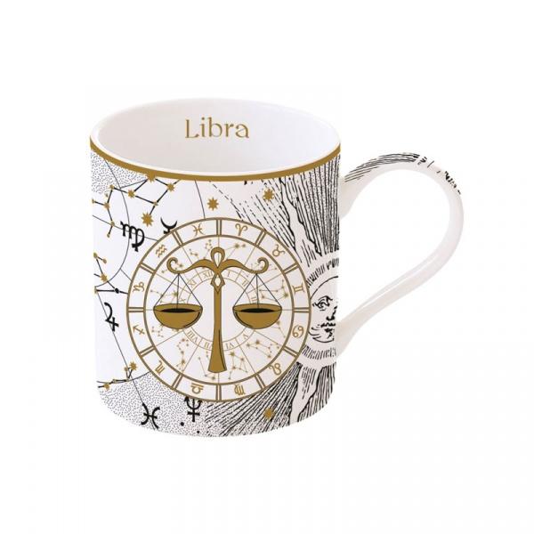 Porcelanowy kubek Waga 350ml Nuova R2S Zodiac 282 ZOLI