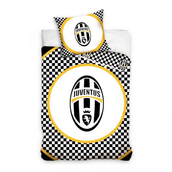 Pościel 160 x 200 cm Carbotex Juventus kratka JT8007