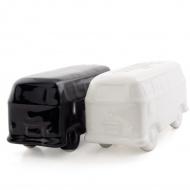 Przyprawnik 10,2x4,7x4 cm BRISA VW BUS czarno-biały