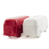 Przyprawnik 10,2x4,7x4 cm BRISA VW BUS czerwono-biały