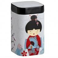 Puszka na herbatę 100g Eigenart Kimono szara