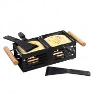 raclette na tealight dla 2 osób, 17 cm