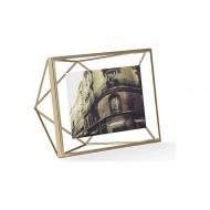 Ramka na zdjęcia 15x20cm Umbra Prisma złota