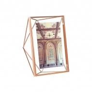 Ramka na zdjęcia 23x18cm Umbra Prisma miedziana