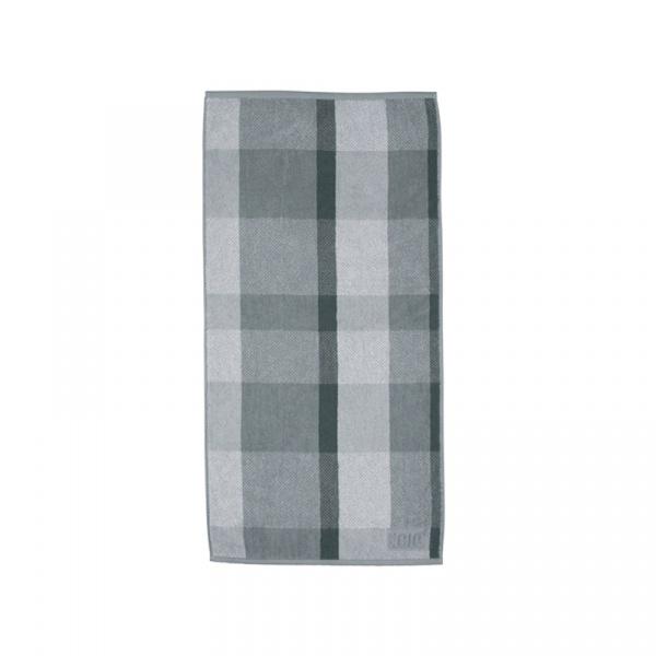 Ręcznik 50x100 cm Kela Ladessa szary KE-22062