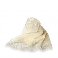 Ręcznik francuski koronka