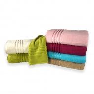 Ręcznik kolorowy frote 50x90