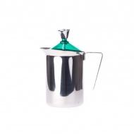 Ręczny spieniacz do mleka 600ml G.A.T. Fantasia Cappuccino zielony