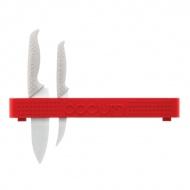 Reling na noże Bodum Bistro czerwony